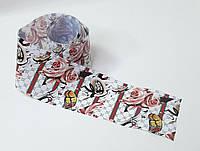 Фольга переводная для декора ногтей