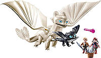 PLAYMOBIL Как приручить дракона Дневная фурия How to Train Your Dragon III, фото 1