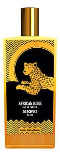 Оригінал Memo African Rose 75ml Тестер Унісекс Парфумована вода Приміток Африканська Троянда