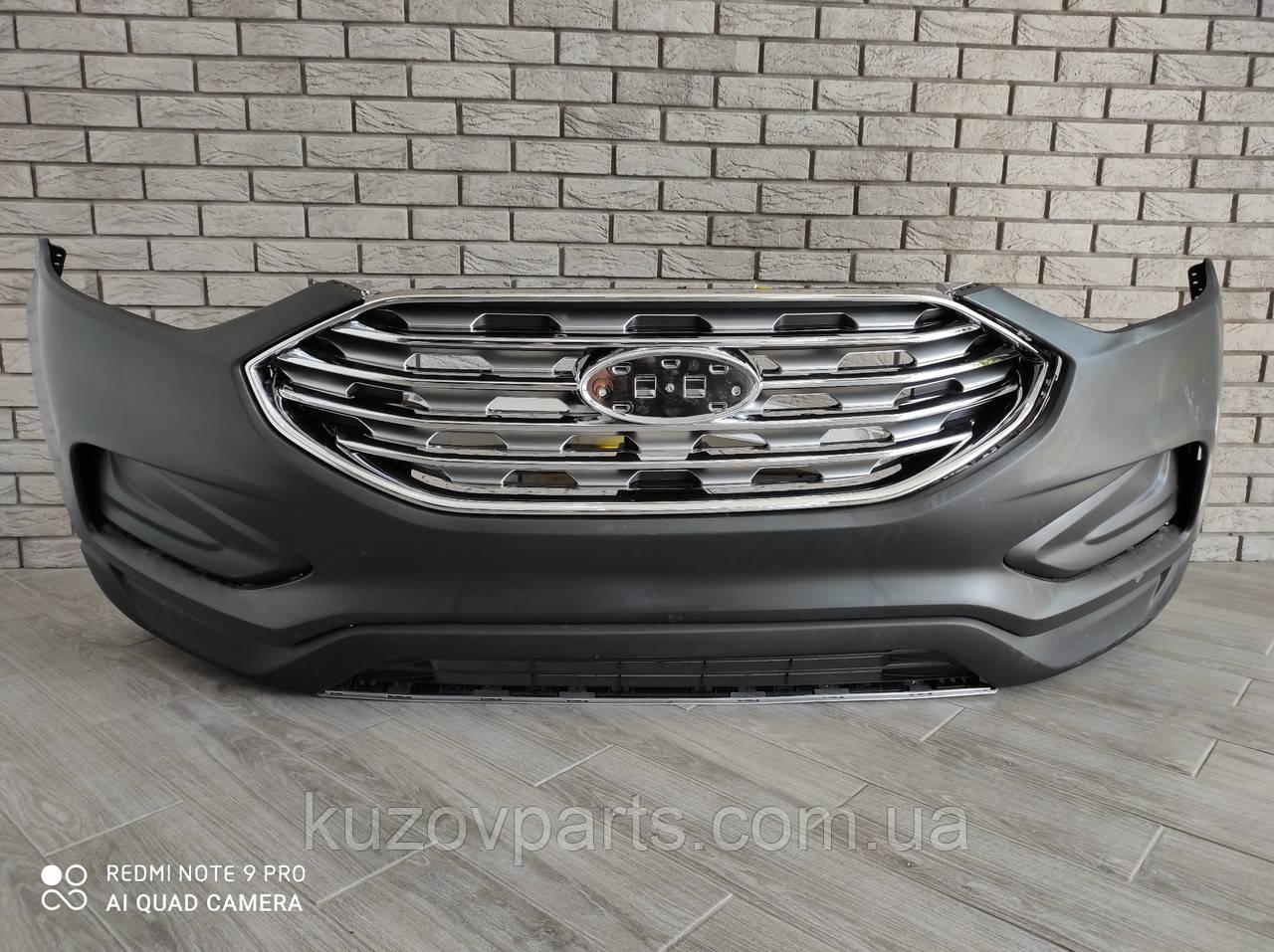 Бампер передний в сборе Ford Edge 2019 2020