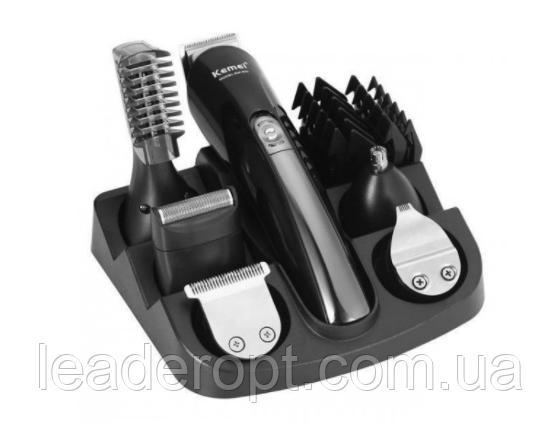 ОПТ Машинка для стрижки волос Kemei KM 600 11 в 1