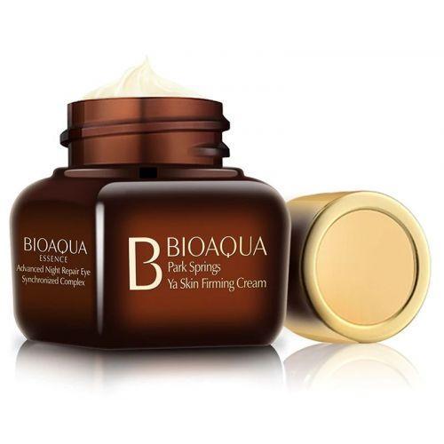 Нічна маска крем для повік Bioaqua 20 мл