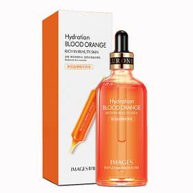 Зволожуюча сироватка з маслом червоного апельсина Images Blood Orange Essence 100 мл