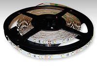 Светодиодная LED лента 3528 Голубая 60 12V без силикона! Лучшая цена