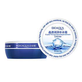 Зволожуючий крем-гель для обличчя Bioaqua Crystal Through Moist Replenishment