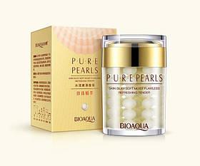 Зволожуючий крем для обличчя Bioaqua Pure Pearls Cream