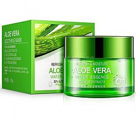 Крем для обличчя Bioaqua Refresh & Moisture Aloe Vera Moisturizing Cream