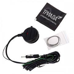 Активная автомобильная антенна Triada 150 gold 2 режима город/трасса (на спец. помехозащ. микросхеме) для автомобиля Автоантенна