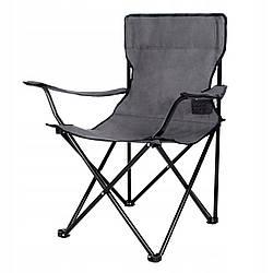 Кресло складное для кемпинга и рыбалки Springos CS0002 80x76х49 см нагрузка до 100 кг