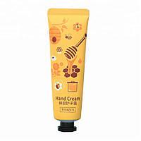 """Увлажняющие крем для рук Images Hand Creams Plant Extract """"Мед"""""""