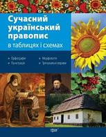 Таблицы и схемы Украинский язык Современное украинское правописание в таблицах полный курс 5-11 классы