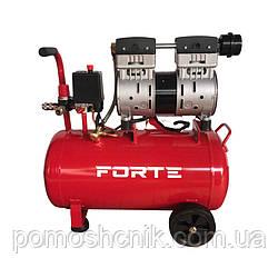 Компрессор безмасляный Forte COF-24