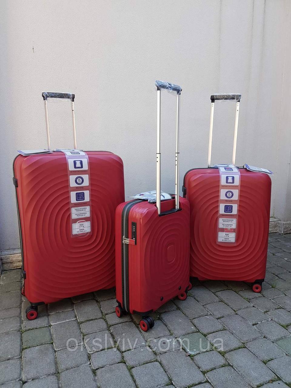 SNOWBALL 05203 Франція 100% polypropylene валізи чемоданы сумки