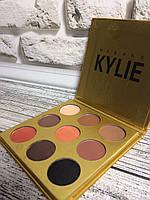 Тени для век Kylie (Кайли) Jenner Kyshadow (золото) 9 цветов! Топ продаж