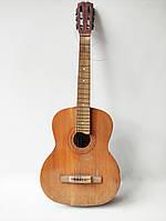 Б/У Классическая гитара Черниговской фабрики музыкальных инструментов, нуждается в реставрации