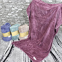 Полотенце  для сауны 4378 (уп 2 шт.) Микрофибра