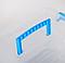 Контейнер пластиковий для зберігання дидактичного матеріалу  25*19*13 см, фото 2