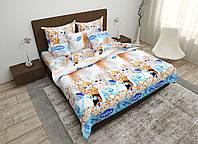 Семейное постельное белье-Анна-Эльза