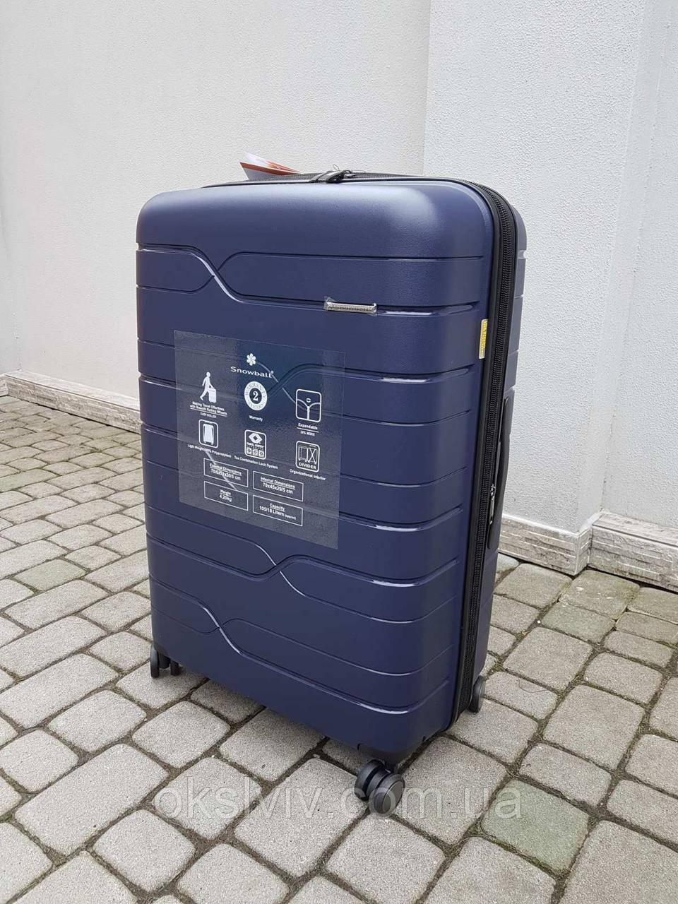 SNOWBALL 96103 Франція валізи валізи, сумки на колесах є