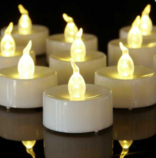 ОПТ ОПТ Набір світлодіодних свічок 24 piece