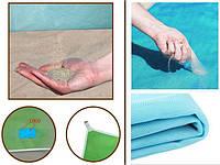 Пляжное покрывало анти-песок 200 х 200 см! Топ продаж