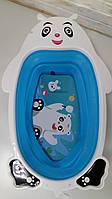 Ванночка для купання складна 6182B, фото 1