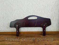 """Бортик захисний для дитячого ліжка """"Машинка Ferrari"""" (колір на вибір) 90 див., фото 2"""