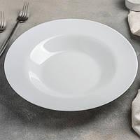 Белая тарелка для пасты Luminarc Friend Time 285 мм (C8018), фото 1