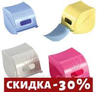 Набор 6 Держатель для туалетной бумаги в ассортименте.