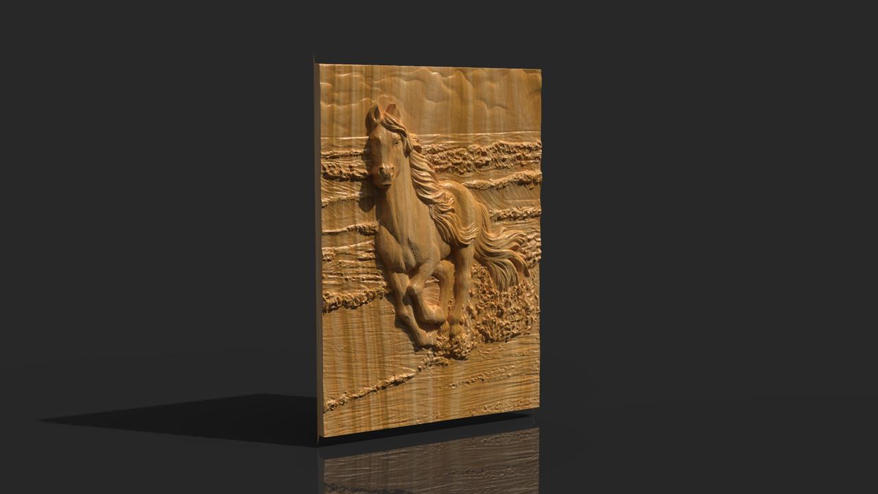 Панно Лошадь