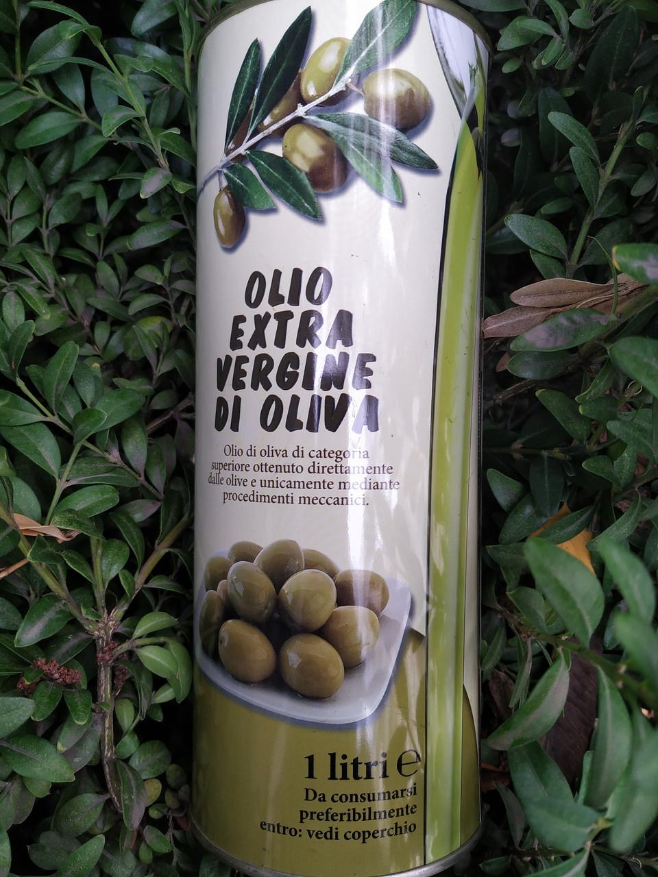 Олія оливкова 1 л