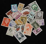 Подборка 20 марок Турции