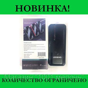 Power bank LEGEND Реальная емкость 10000mAh LD4010, фото 2