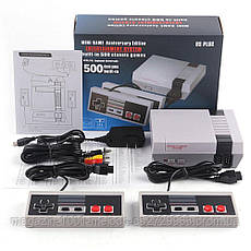 Игровая приставка Mini Game 500в1, фото 3