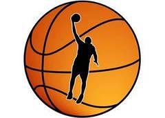 """Вафельна картинка """"Баскетбол"""""""