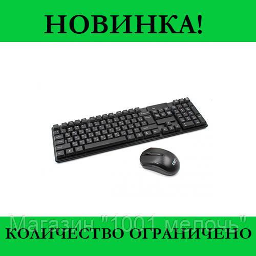 Беспроводная клавиатура и мышь TJ808 COMBO