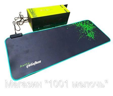 Коврик для мышки RGB RAZER R-780 с подсветкой, фото 2