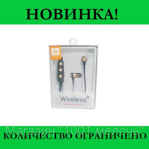 Наушники вакуумные Bluetooth JВL B009 Sport