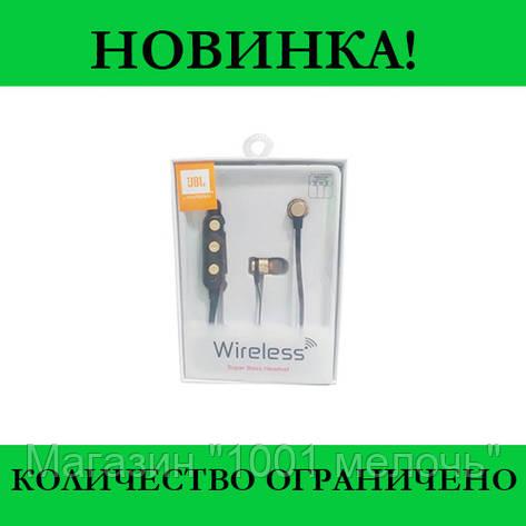 Наушники вакуумные Bluetooth JВL B009 Sport, фото 2