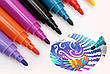 Набор для рисования и творчества 208 предметов, фото 3