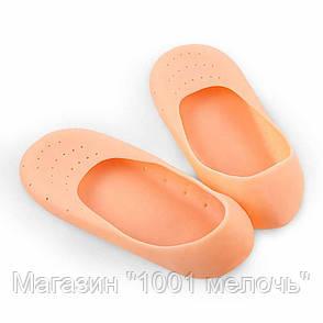 Силиконовые носки ANTI-CRACK SILICONE SOCKS, фото 2