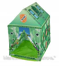 Игровая палатка-домик Military House, фото 2
