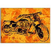 Мотоцикл 2 вафельная картинка