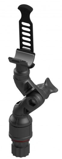 Держатель FASTen Lh130 с поворотно-наклонным механизмом и эластичным накидным фиксатором