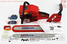 Бензопила GoodLuck GL5800E 58cc