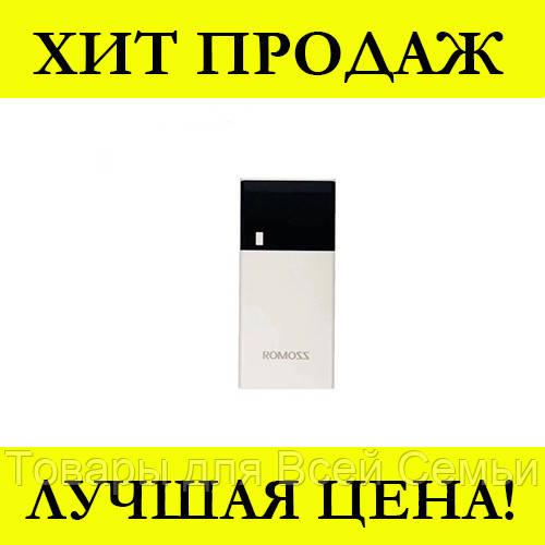 Power Bank ROMOSS KC12 20000mAh!Хит цена