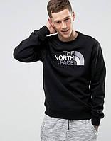 Свитшот черный THE NORTH FACE
