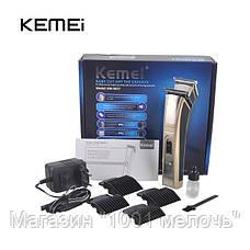 Машинка для стрижки Kemei KM 5017- Новинка, фото 3
