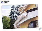 Угол желоба внутренний белый 90° 130/100 Profil, фото 2