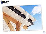 Угол желоба внутренний белый 90° 130/100 Profil, фото 6